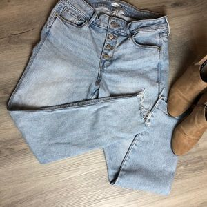 Old Navy  Rockstar Super skinny  Jean, Size:8